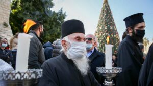Christmas comes three times a year in Israel