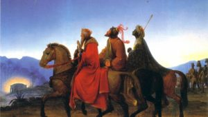 The Journey of the Three Kings