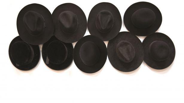 Ultra orthodox Jewish hats