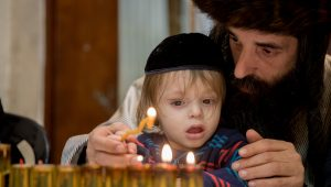 """Hanukkah –  """"In Your Light we see light."""" (Ps. 36:9)"""