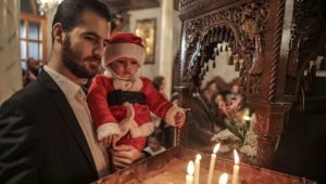 Christmas in the Gaza Strip