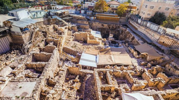 City of David,
