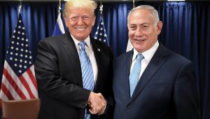 Poll: Israelis Love Trump More Every Day