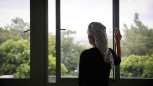The Woman at the Window