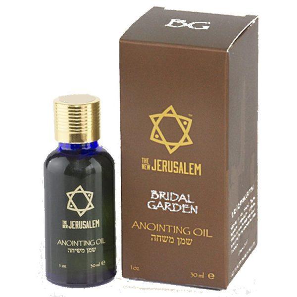 "The New Jerusalem ""Bridal Garden Anointing Oil"""