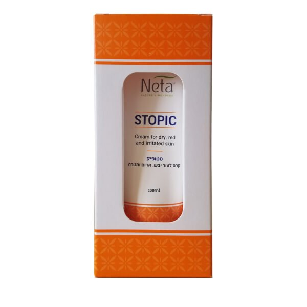 STOPIASIS ointment for very dry skin