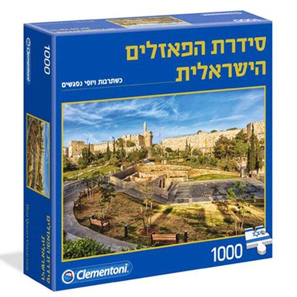David's Citadel Puzzle
