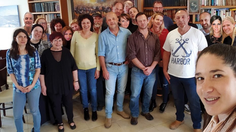 Israel Today team