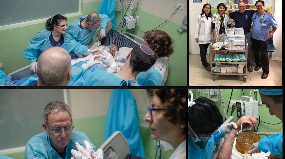 Israeli doctors