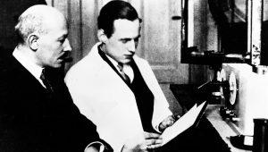 SIEGMUND LOEWE Pioneer of radio technology
