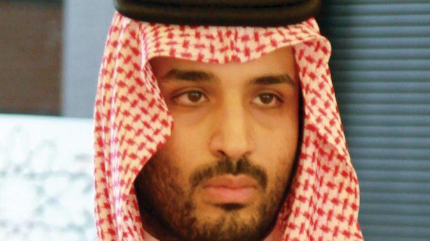 Saudi Crown Prince Mohammed