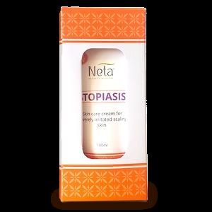Stopic cream for dry skin
