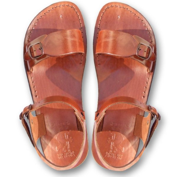 """Jerusalem"" style Biblical sandals"