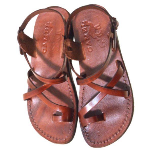 """Be'er Sheva"" style Biblical sandals"