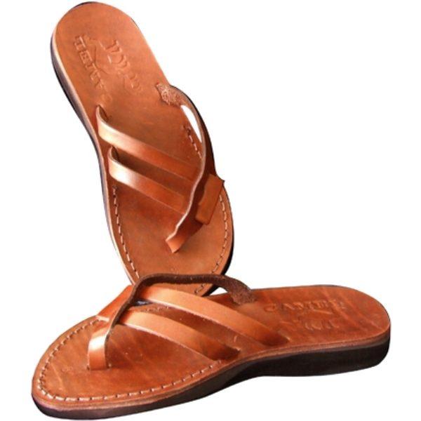"""Negev"" style Biblical sandals"