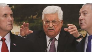 Who's More Anointed: Pence, Netanyahu, Abbas or Messianic Jews?