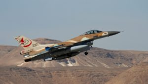 Israeli and US air forces prepare for war.