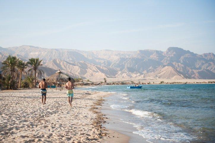 Israelis in Sinai