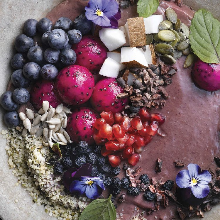 BEAUTY Superfood Berry Mix