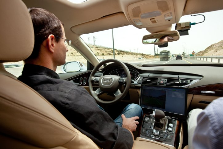 Israel has approved real-world testing of autonomous cars.