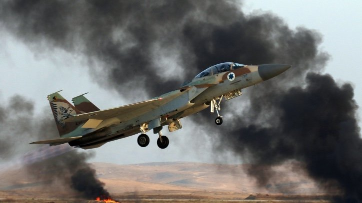 Suspected Israeli Airstrike Rocks Damascus Airport, Hits