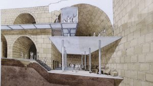 Roman Theater by the Western Wall