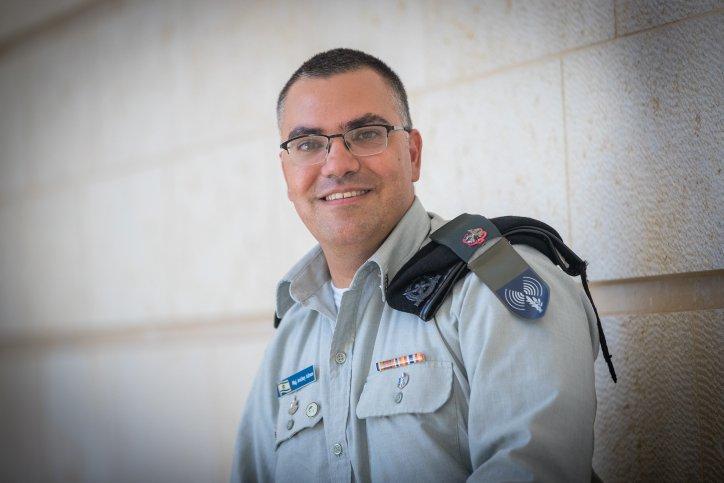 IDF Arabic-language spokesman Avichay Adraee