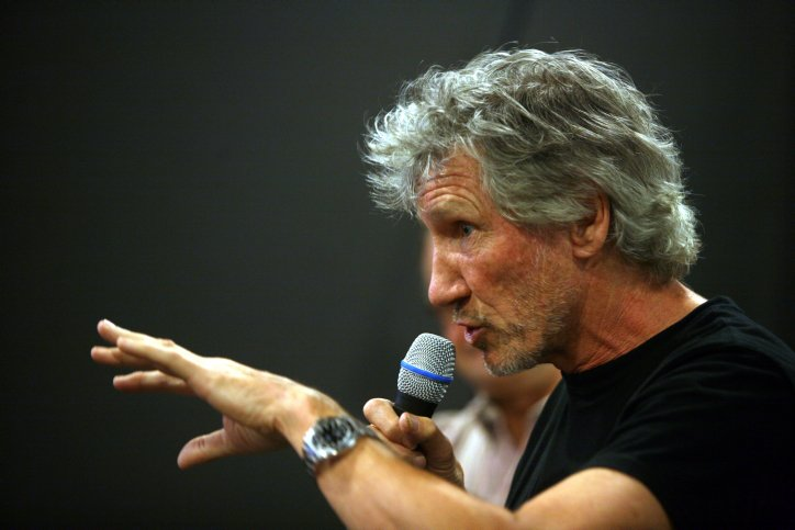Pink Floyd frontman Roger Waters has been a thorn in Israel's side for years.