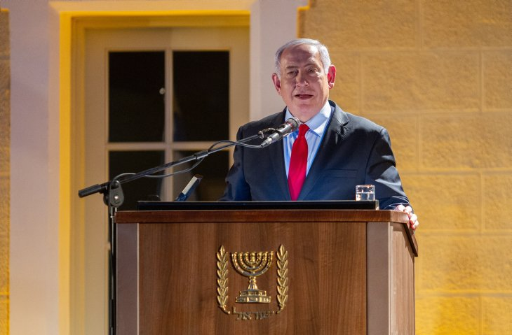 Left-wing rivals are increasingly looking to paint Netanyahu as a Nazi.