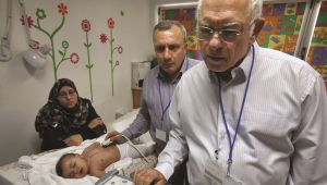 Christians Work With Israeli Doctors to Heal Muslim Children