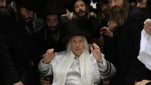 Last of a Great Generation: The 'Holocaust Rebbe'