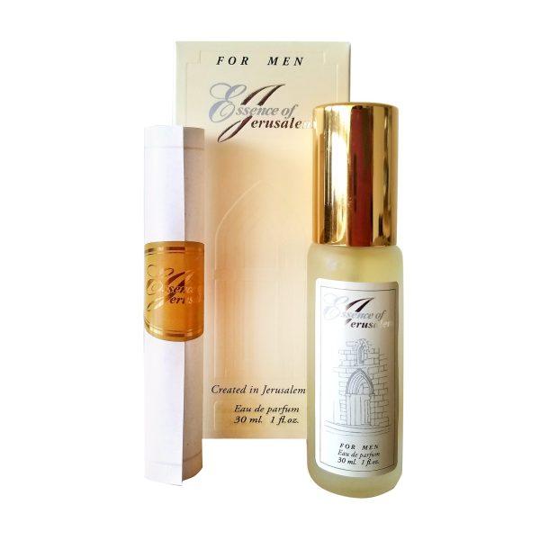 """Essence of Jerusalem"" Perfume – For HIM"