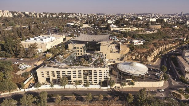 National Campus for Israeli Archeology
