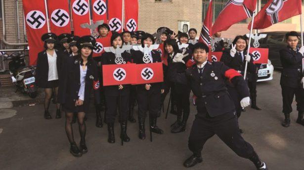Taiwan Naziparade
