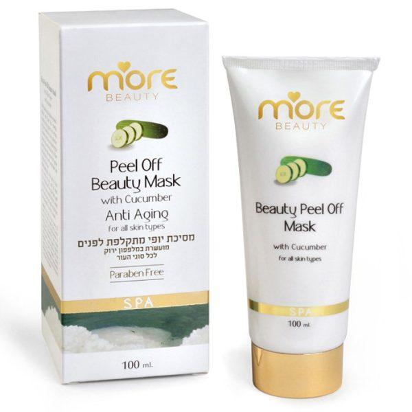 More Beauty – Facial Peel-Off Beauty Mask