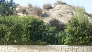 The Mystery of Jerusalem's Ancient Cairns