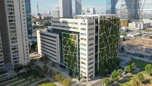 Eco Building Tel Aviv