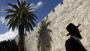 ultra orthodox wall