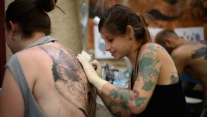 Israel's Growing Tattoo Culture is About More Than Rebellious Ink