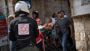 Exclusive Interview With Arab Paramedic Who Saves Jews