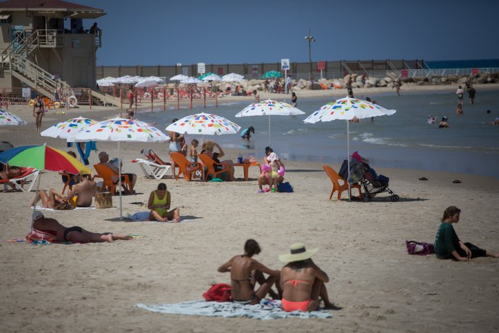 Israel Tourism is booming