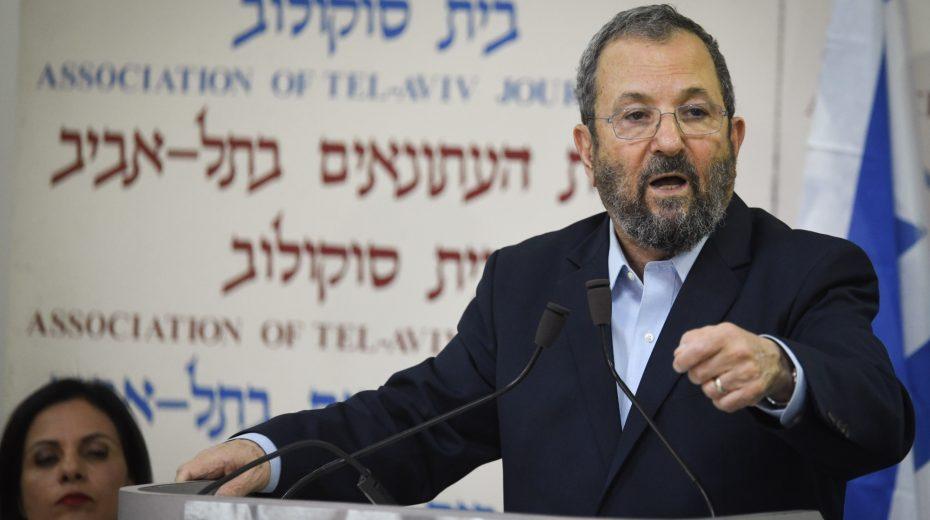 Ehud Barak returns ahead of Israel election