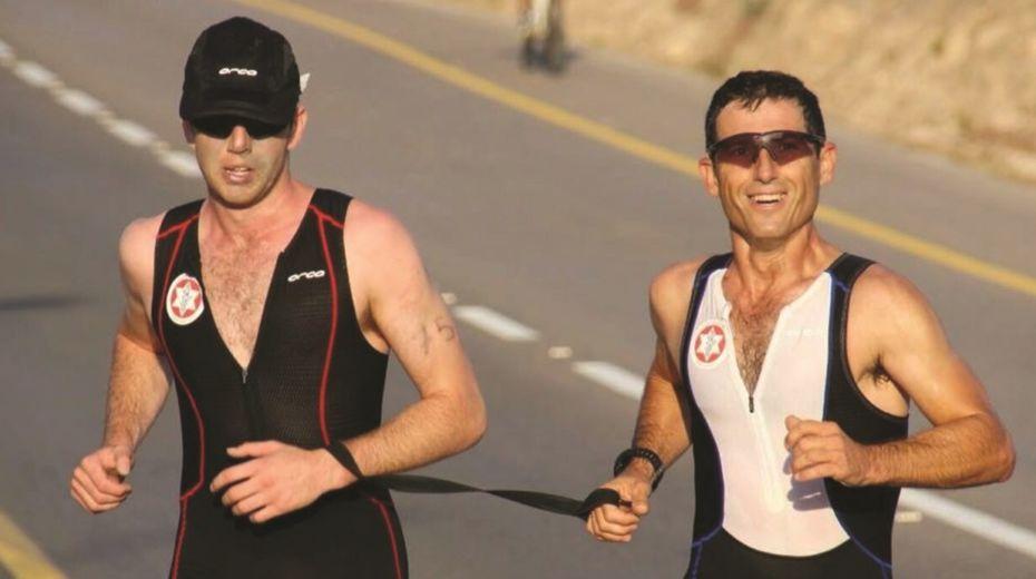 Achija Klein Eilat Triathlon