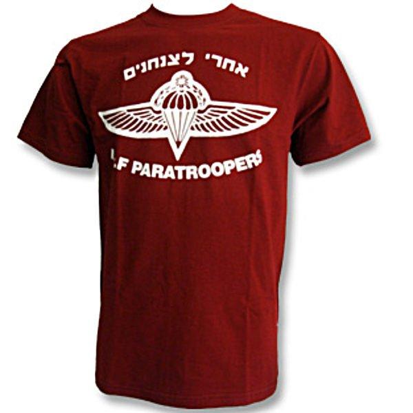 IDF Paratrooper T-Shirt