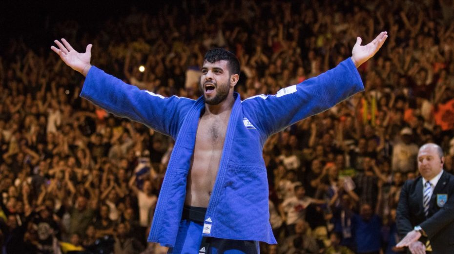 Israeli Wins World Judo Competition - in Japan! - Israel Today