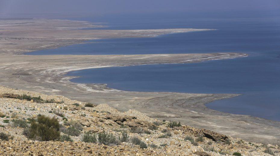 Dead Sea Oil   Israel Today