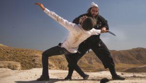 Ultra-Orthodox Ninja