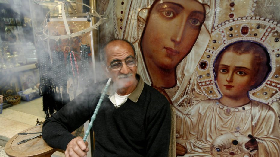 Middle East Christians are going through a lot of changes.
