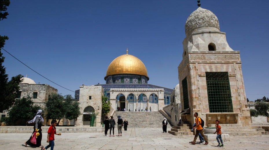 Jew Detector: Muslim Teacher Wants To See Jews Praying On Temple Mount