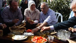 Milk and Honey are Flowing for the Palestinians, Too